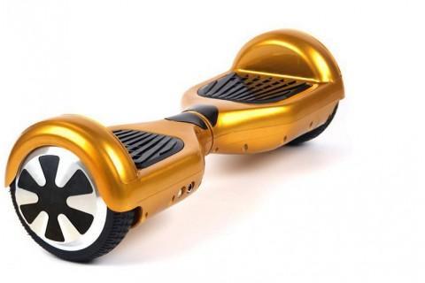 Skateboard électrique  avec carte gyropode