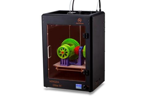 Objet 3D imprimé