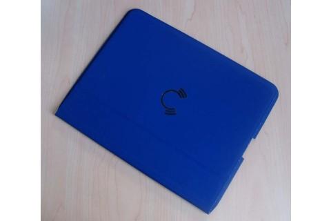 Housse et étui de protection Ipad 2 bleu foncé