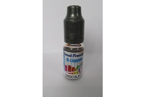 Liquide cigarette électronique - Chocolat - 6 mg