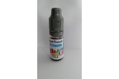 Liquide cigarette électronique - Cola - 6 mg