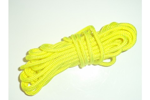 Cordelettes fluo pour Camping