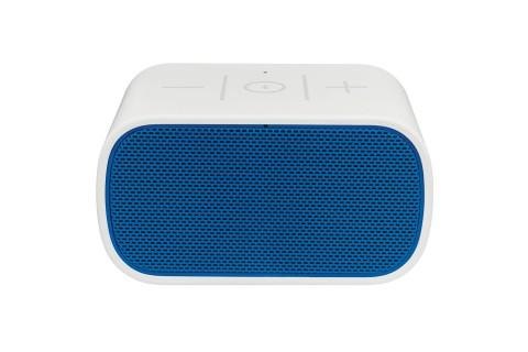 Mobile Boombox - BLANCHE/BLEUE -Enceinte Bluetooth avec KML