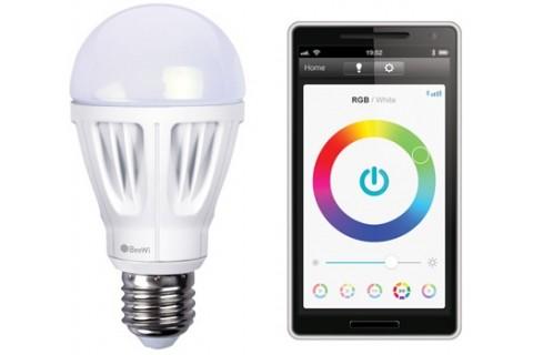 Ampoule LED Multicolore Connectée