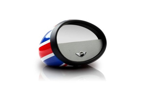 Mirror Boombox Mini Cooper PF320 - Union Jack
