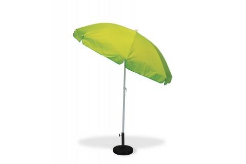 Parasol Ø 200 cm anti-UV Vert