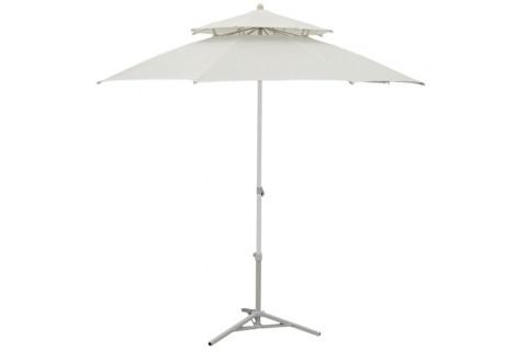 Parasol de jardin Blanc
