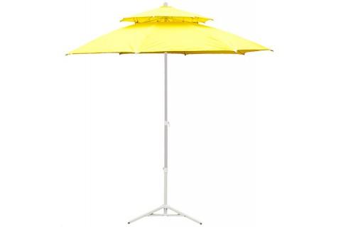 Parasol de jardin Jaune