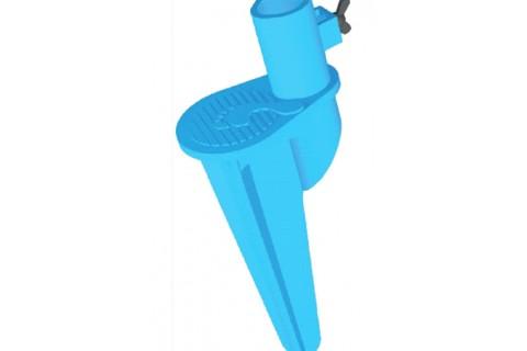 Ancre / Pied de parasol Bleu