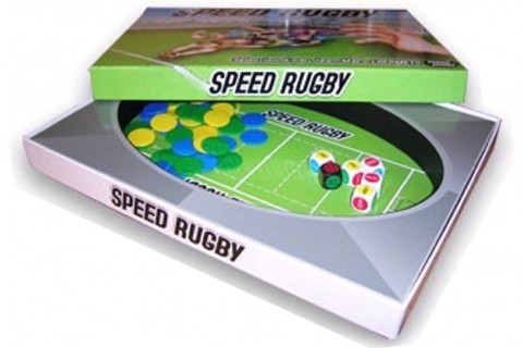 Speed Rugby Collector