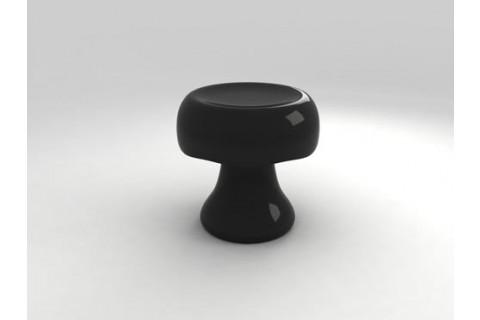 pouf setita noir