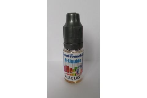 Liquide cigarette électronique - Tabac LKS - 10 mg