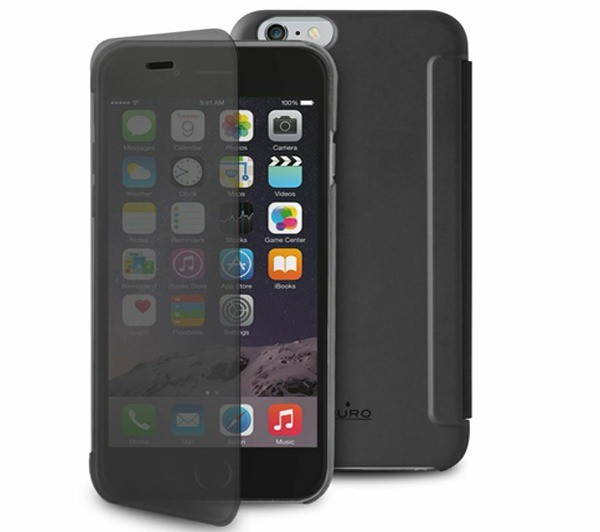 coque iphone 6 portefeuille transparant