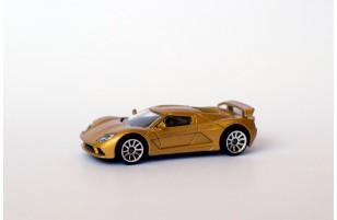 Véhicule Miniature - Racing Car - Akylone Voiture Jaune