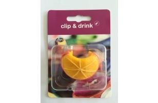 Clip&drink - Bec verseur pour cannette