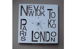 Horloge Mégalopole