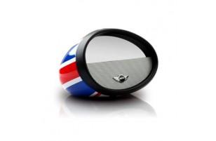 Enceinte Miroir en forme de Rétroviseur Mini BMW - Union Jack