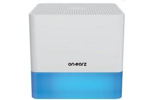 Enceinte Bluetooth MoodLight Blanche - ON-EARZ