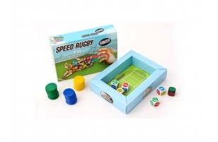Speed Rugby Shaker