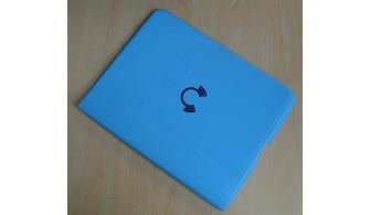 Housse et étui de protection Ipad 2 bleu claire