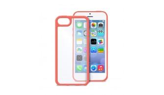 PURO - Coque transparente iPhone 5C -  Rose