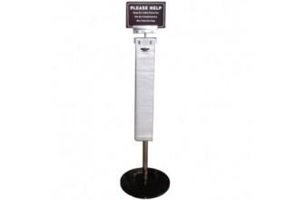 Distributeur de sacs parapluie UBS-01 manuel Distribagmédia®