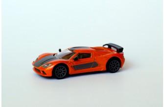 Véhicule Miniature - Racing Car - Akylone Voiture Orange