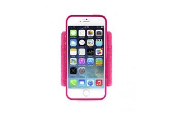 PURO - Bandeau de poignet en éponge - Running  iPhone 5/5s - Rose