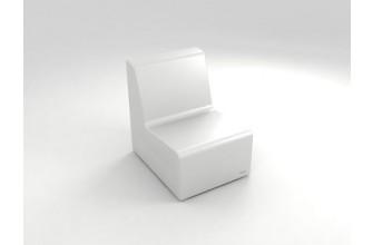 fauteuil brisa blanc