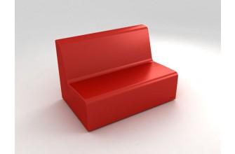 sofa brisa rouge