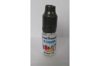 Liquide cigarette électronique - Noisette - 6 mg