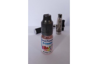 eliquide noisette 0 nicotine