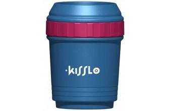 Le Mug Kisslo - Réfrigirant et chauffant - Bleu Rose