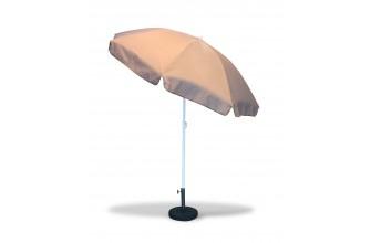 Parasol Ø 200 cm anti-UV Taupe