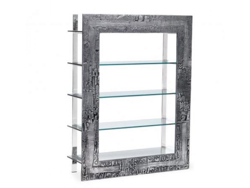 Tag re plateau verre tremp transparent 180x140 - Etagere verre trempe ...