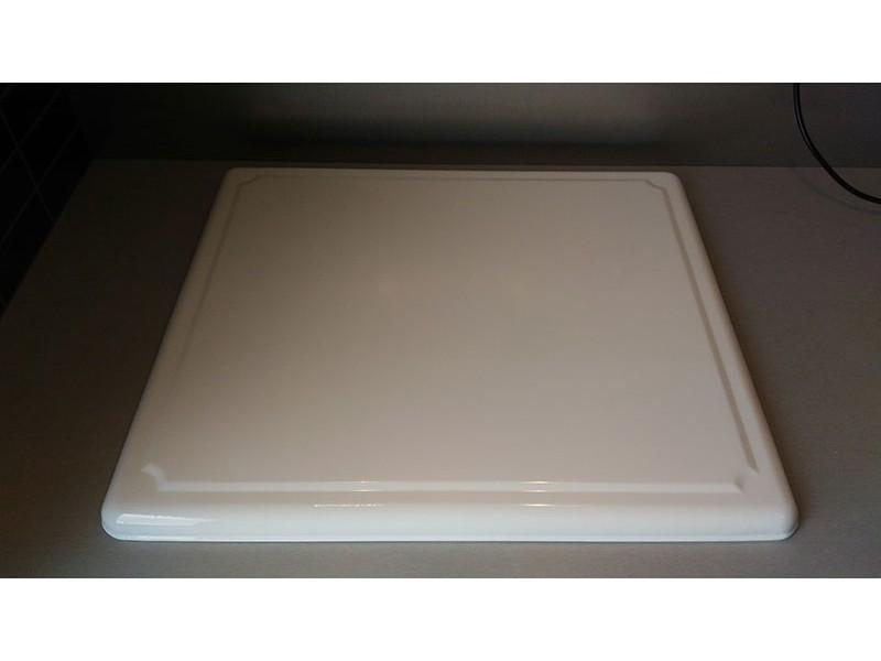 Plaque de protection pour plaque de cuisson for Plaque de zinc pour cuisine