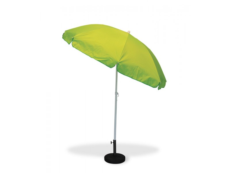 parasol anti uv 200 cm vert. Black Bedroom Furniture Sets. Home Design Ideas