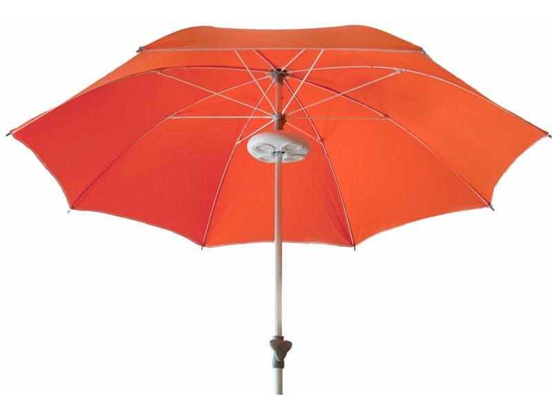 lampe de parasol led pour eclairer sous votre parasol. Black Bedroom Furniture Sets. Home Design Ideas