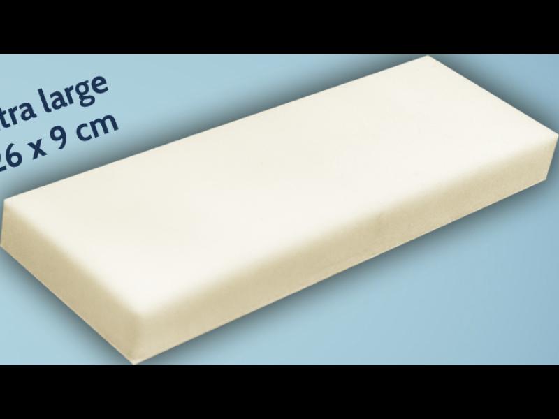 nettoyer fond piscine avec t te de balai pool gom xl. Black Bedroom Furniture Sets. Home Design Ideas
