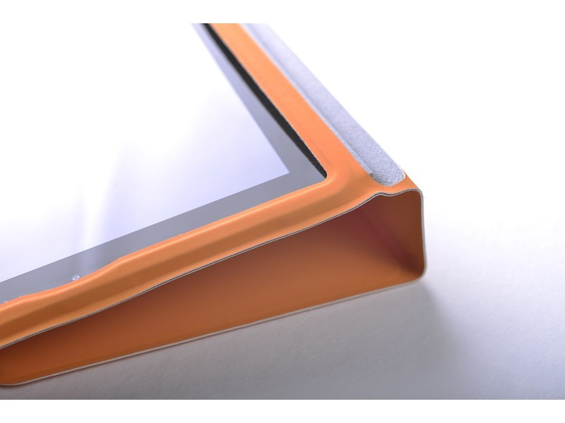 Prot ger votre ipad avec notre housse ipad orange for Housse protection ipad 2