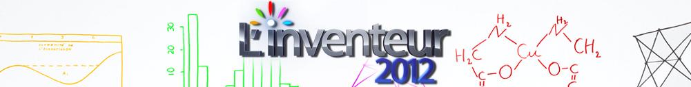 inventeur M6 2012
